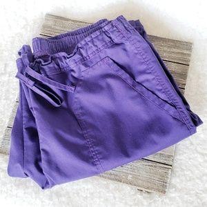 Women's Cherokee Authentic Workwear Scrubs Pants M